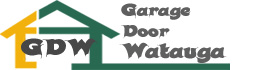 Garage Door Watauga Logo