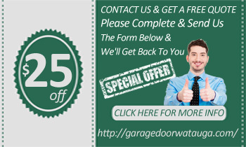 Garage Door Watauga Special Offer